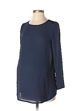 NOM Long Sleeve Blouse Size XS (Maternity)