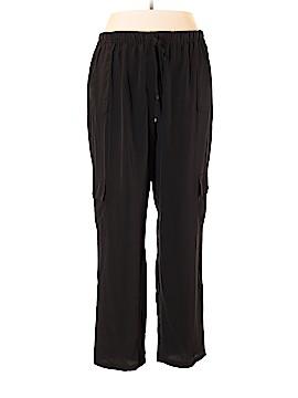 Elie Tahari Silk Pants Size XL
