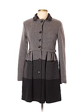 Moschino Wool Coat Size 8
