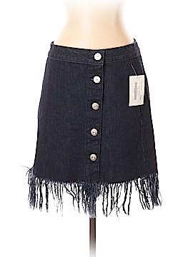 3x1 Denim Skirt Size S