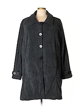 Roaman's Coat Size 30 (3X) (Plus)