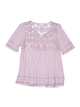 Knox Rose Short Sleeve Blouse Size XS