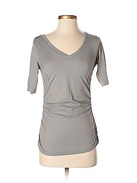 Caslon Short Sleeve Top Size S