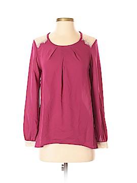 Chloe K Long Sleeve Blouse Size XS