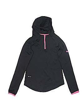 Nike Track Jacket Size M (Kids)