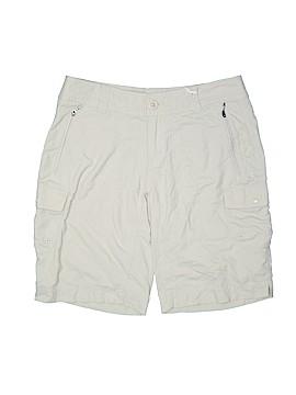 Columbia Cargo Shorts Size 6