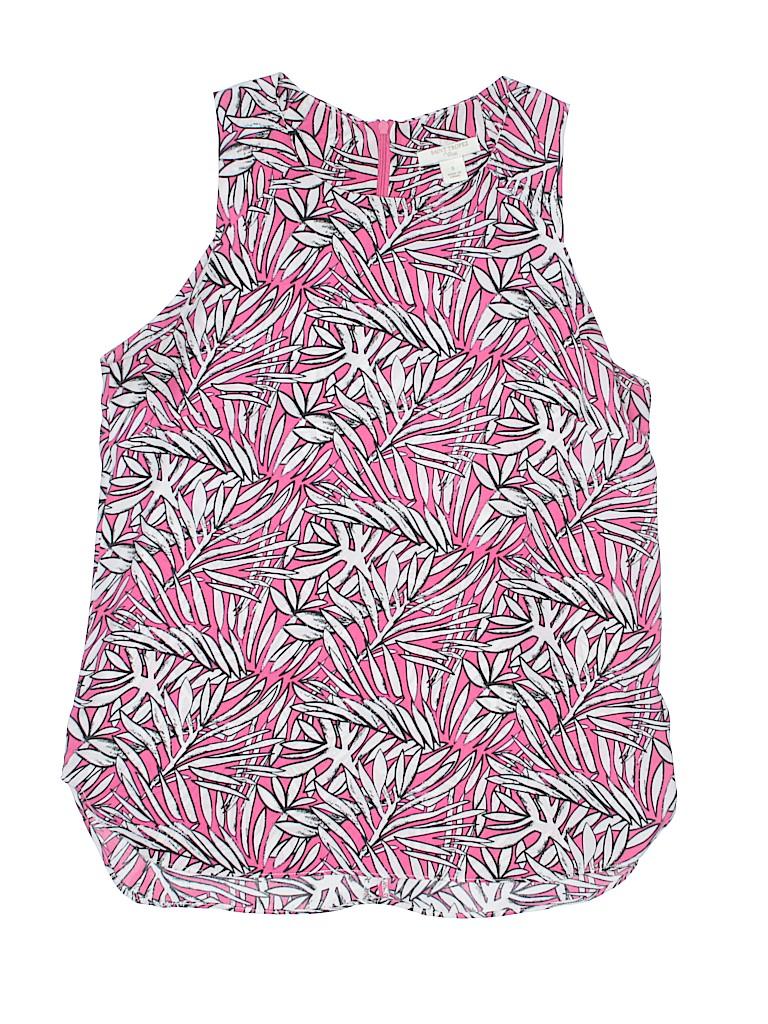 Saint Tropez West Women Sleeveless Blouse Size S