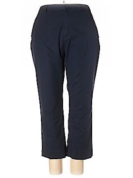 Lauren by Ralph Lauren Khakis Size 20w (Plus)