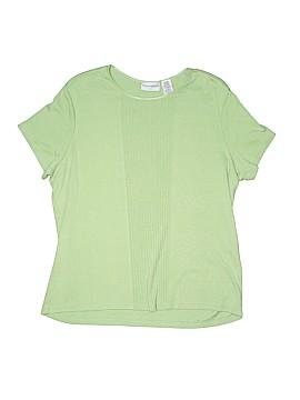 Jaclyn Smith Short Sleeve T-Shirt Size XL