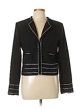 Carole Little Silk Blazer Size XL