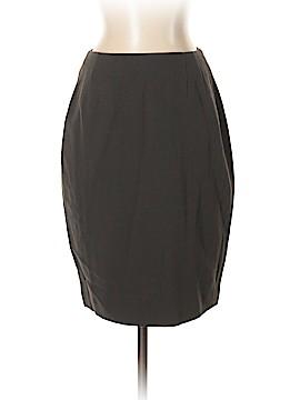 Linda Allard Ellen Tracy Wool Skirt Size 4 (Petite)