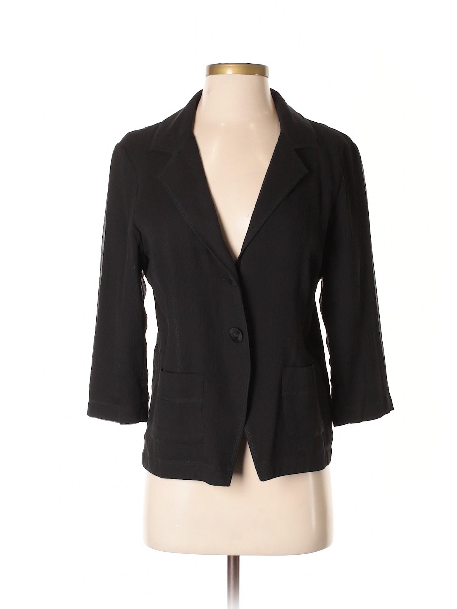 Blazer Fisher Eileen Boutique winter Silk XxS8nnRq