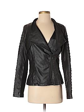 Luii Faux Leather Jacket Size S