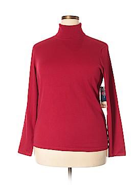 Jones New York Signature Turtleneck Sweater Size XL