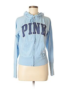Victoria's Secret Pink Pullover Hoodie Size S (Petite)