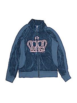 Juicy Couture Fleece Jacket Size 7