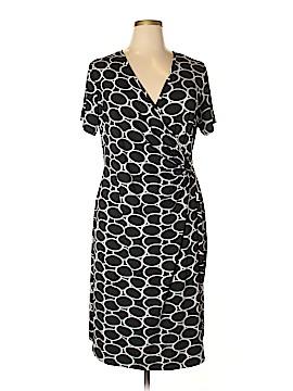 Lane Bryant Casual Dress Size 14/16 Plus (Plus)