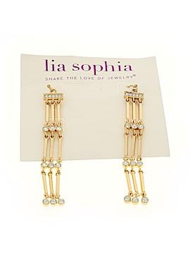 Lia Sophia Earring One Size