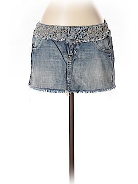 Guess Jeans Denim Skirt 27 Waist