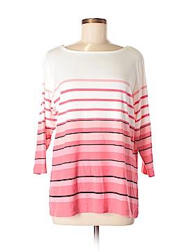 Christopher & Banks 3/4 Sleeve T-Shirt Size XL (Petite)