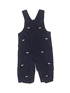 Baby Luigi Overalls Size 12 mo