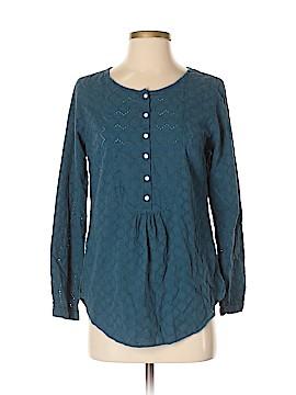 L.L.Bean Long Sleeve Blouse Size XS