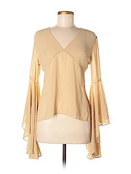 Toska Long Sleeve Blouse Size M