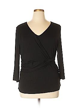 Nic + Zoe 3/4 Sleeve Top Size XL