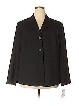 Lafayette 148 New York Wool Blazer Size 20 (Plus)