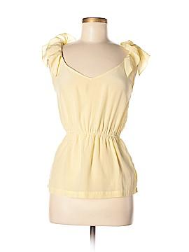 Portmans Sleeveless Silk Top Size 8