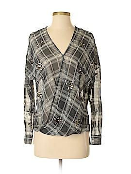 J.O.A. Los Angeles Long Sleeve Blouse Size XS