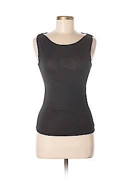 Lux Sleeveless Silk Top Size S