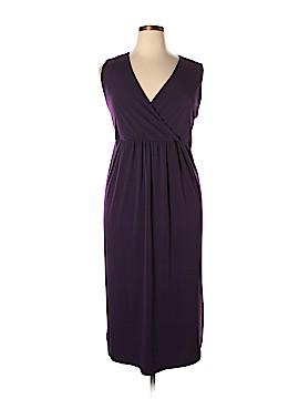 Maggie Barnes Casual Dress Size 1X (Plus)