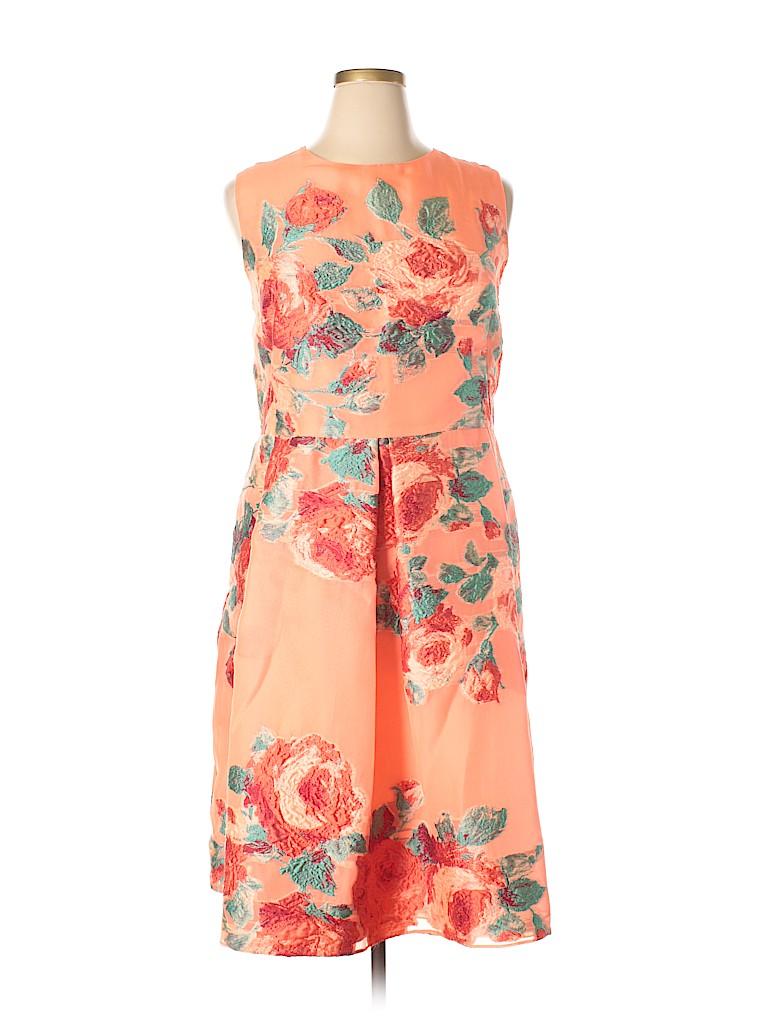 Lela Rose Women Cocktail Dress Size 20 (Plus)