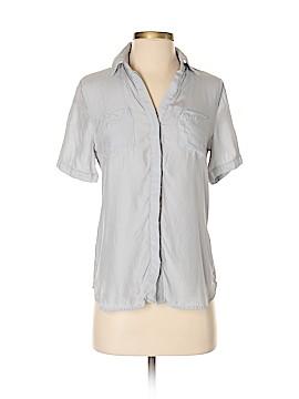 Bellatrix Short Sleeve Silk Top Size XS