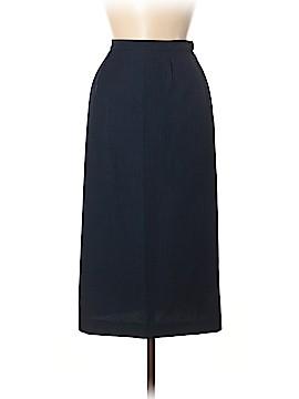 Leslie Fay Women Casual Skirt Size 8 (Petite)