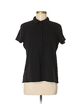 St. John's Bay Short Sleeve Polo Size L (Petite)
