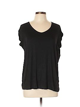 French Laundry Short Sleeve T-Shirt Size 1X (Plus)