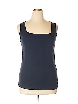 Karen Scott Sleeveless T-Shirt Size L