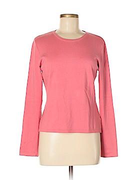 Kasper Silk Pullover Sweater Size M