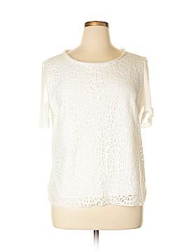 Tahari Short Sleeve Top Size XL