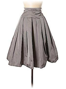 Chanel Silk Skirt Size 34 (FR)