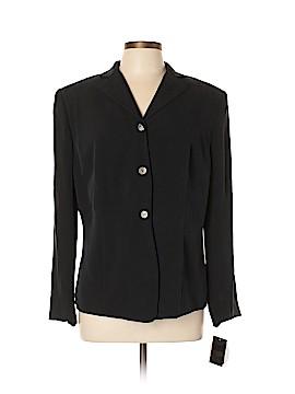 Valerie Stevens Silk Blazer Size 14W