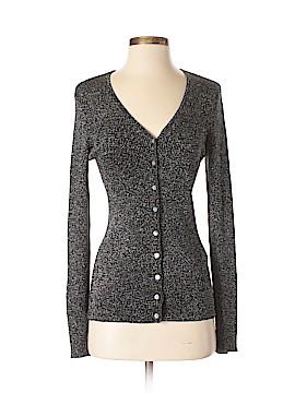 Casual Corner Silk Cardigan Size L