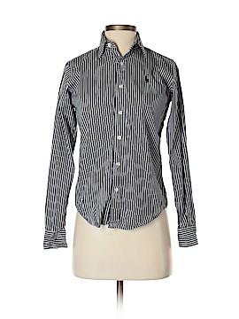 Ralph Lauren Sport Long Sleeve Button-Down Shirt Size 2