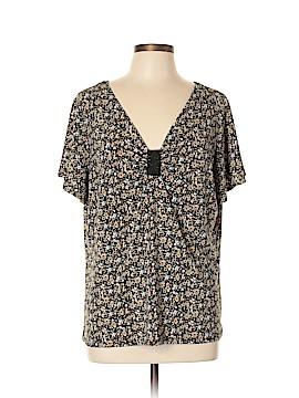 Nine West Short Sleeve Top Size 1X (Plus)
