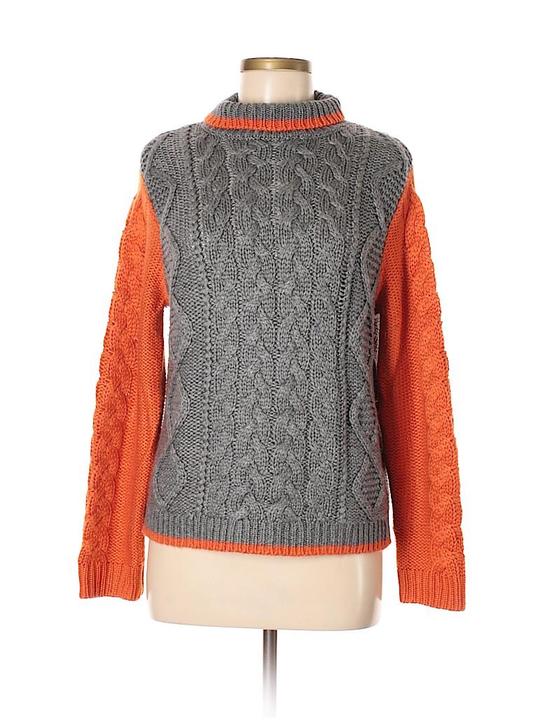 525 America Women Turtleneck Sweater Size M