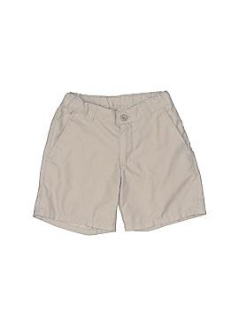 Chaps Khaki Shorts Size 4