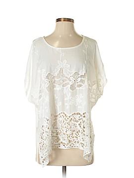 Melrose and Market Short Sleeve Blouse Size XS