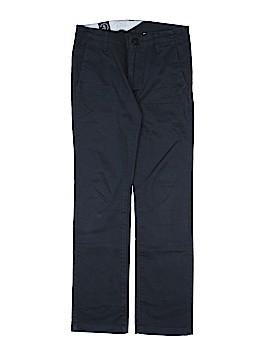 Volcom Khakis Size 12
